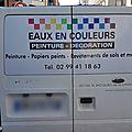 Eaux en couleurs saint-jacques-de-la-lande ille-et-vilaine peinture décoration