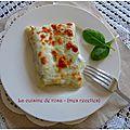 Cannellonis d'épinards - canelones de espinacas