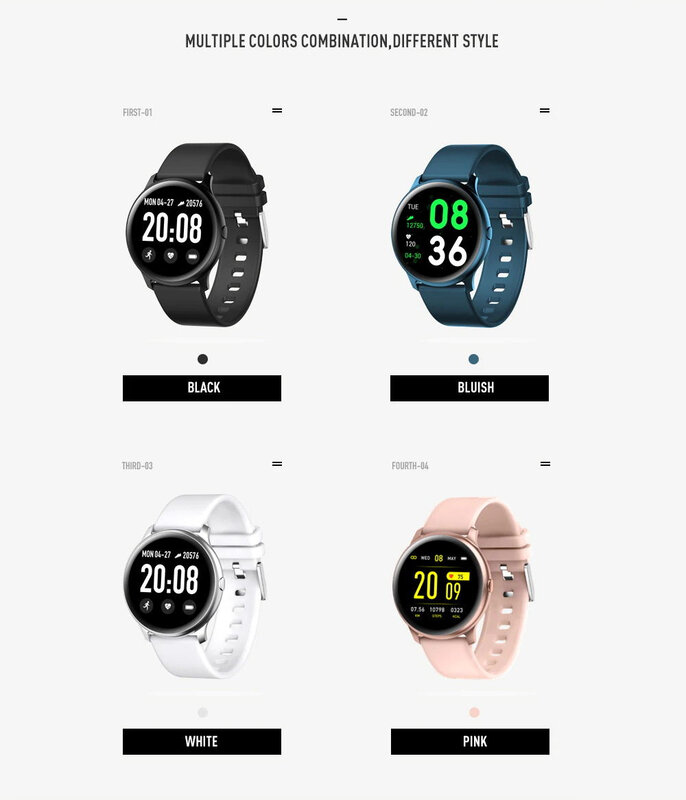 Buy KingWear KW19 Smartwatch