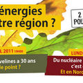 Lille, 7 et 11 avril : conférences-débats sur le nucléaire et les énergies renouvelables