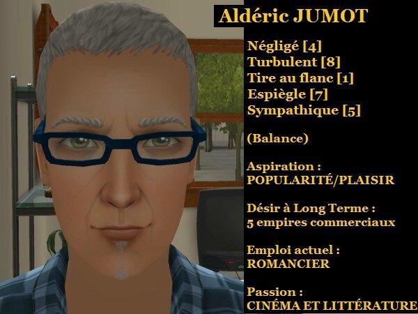 Aldéric JUMOT