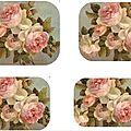 bouquet de roses anglaises 2