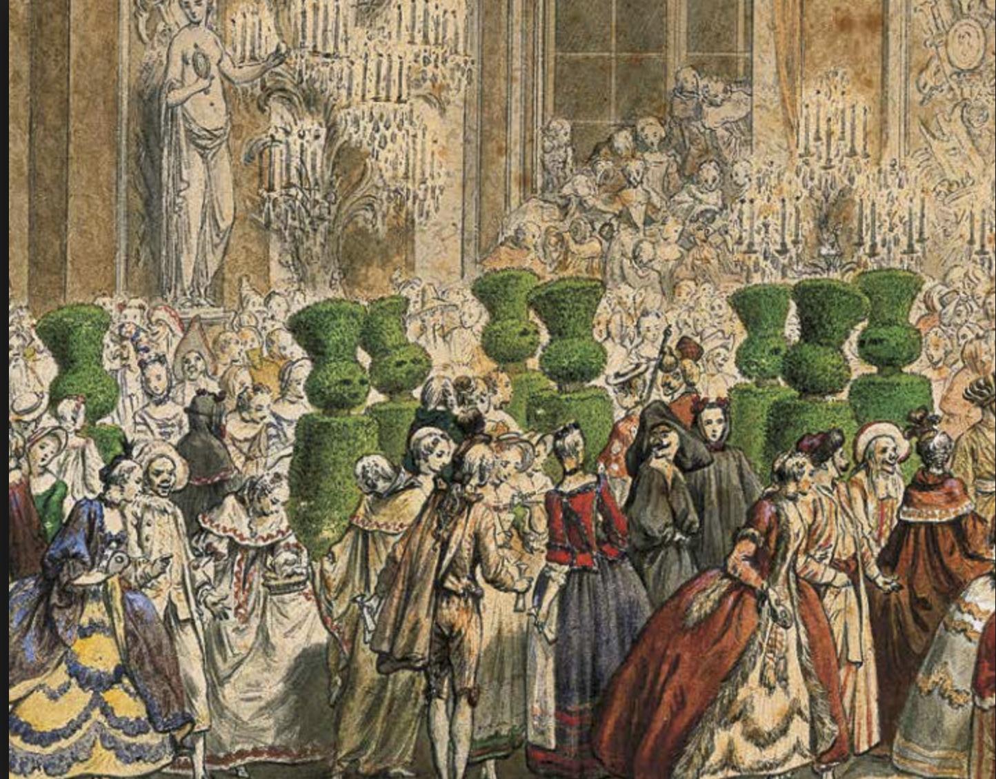 """Résultat de recherche d'images pour """"Le bal des Ifs"""""""