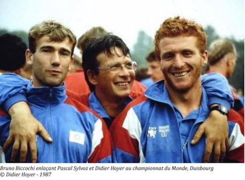 Bruno Bicocchi Pascal Sylvoz Didier Hoyer