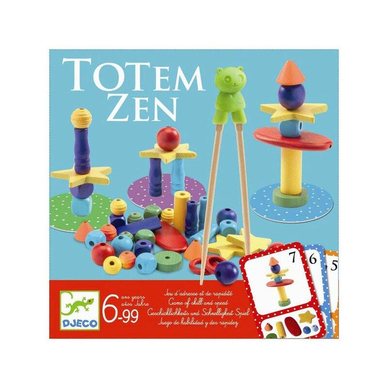 Boutique jeux de société - Pontivy - morbihan - ludis factory - Totem Zen