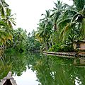 Backwaters - Ile Munroe - Kollam