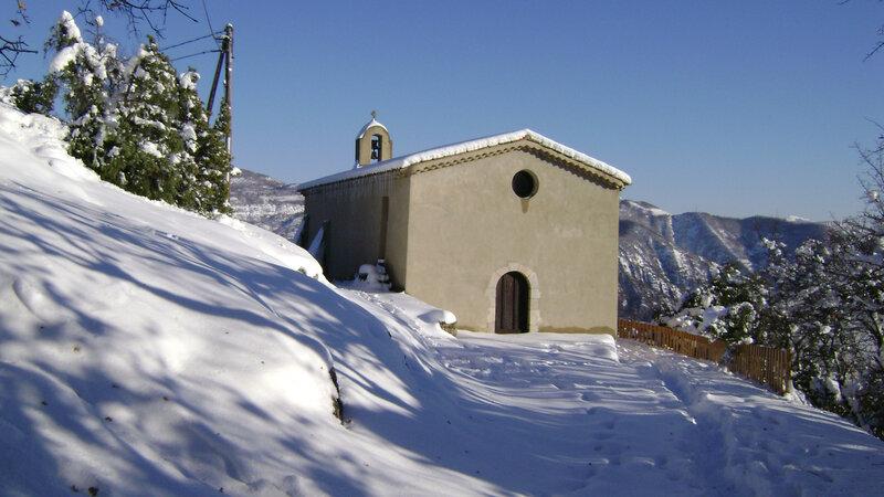 Bienvenue à la chapelle Saint Jean !
