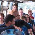 Année 2007 VOYAGE SCOLAIRE ST NAZAIRE JUIN 2007