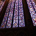 Mon top paris: n°4: la sainte chapelle