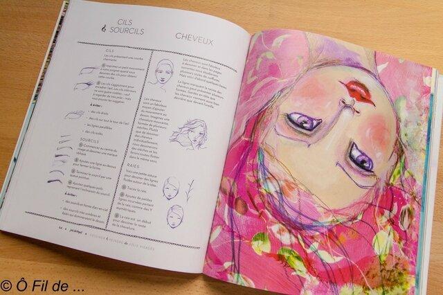 Dessiner et peindre de jolis visages (5)
