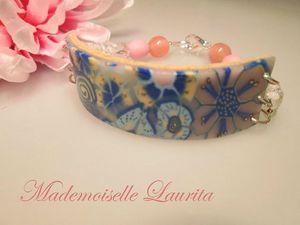 bracelet_rose_fimo