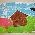 Le cochon et sa maison
