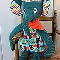 Léo l'éléphant
