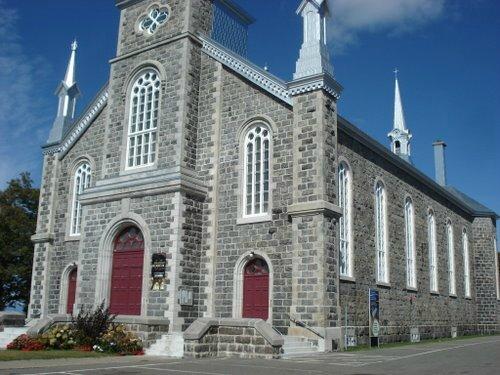 St-Gervais, Bellechasse-église