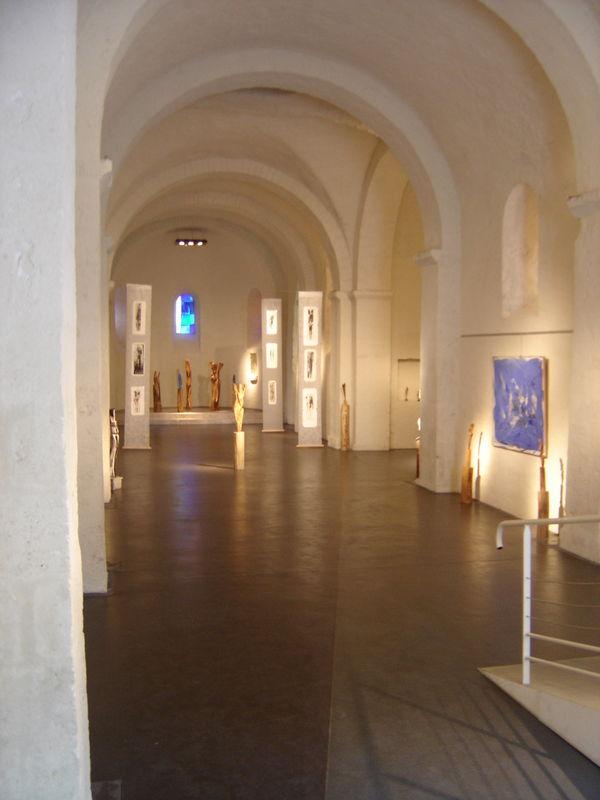Église Saint Étienne, Beaugency, 2006