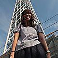 Tôkyô Sky Tree Girl, Nariharabashi eki