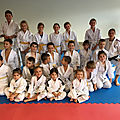 Une nouvelle saison de judo vient de demarrer !!!