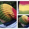 Et pour changer ... du tricot pour être au chaud