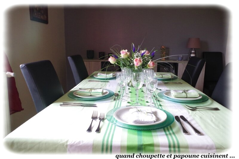 table Les retrouvailles-9198