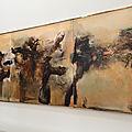 Zao wou-ki, l'espace est silence - au musée d'art moderne de la ville de paris