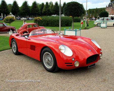 Talbot america barquette Pichon -Parat de 1957 (9ème Classic Gala de Schwetzingen 2011) 01