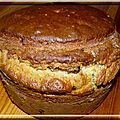 Spotted dog irish bread ou pain irlandais