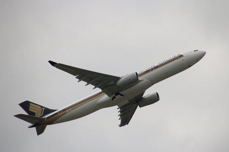 Airbus A330 de Singapore Airlines