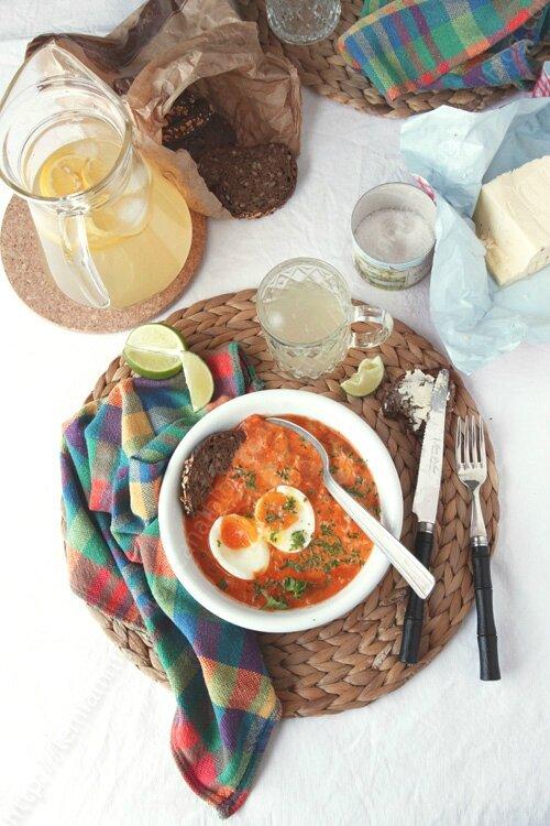 soupe de curry oeuf mollet 000003b LE MIAM MIAM BLOG