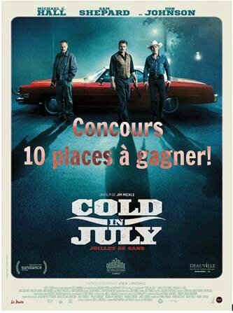 concours cold in july