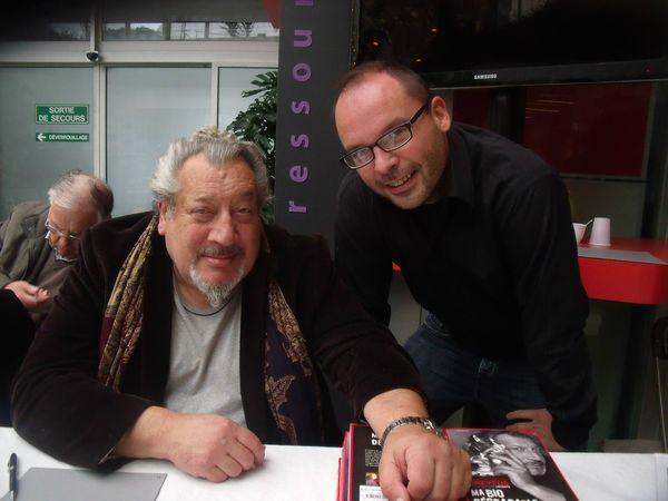 Jean-Claude Dreyfus et Yvan Michotte