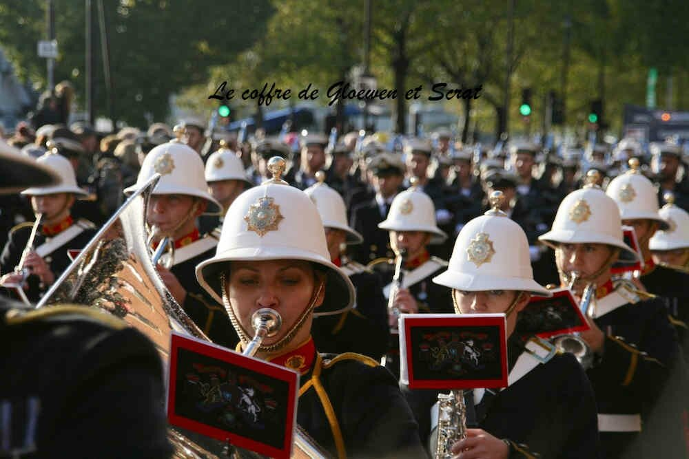 Royal marines band (hms collingwood): Lord Mayor show