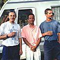La Pimpin à Izeste, 2001.