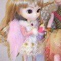 Blondine et les fées (3)