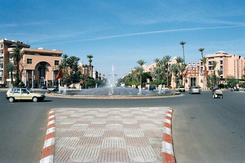 Rond Point Marrakech