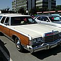 Chrysler town & country wagon-1974