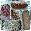 Polpettone (longue boulette) au gruyère