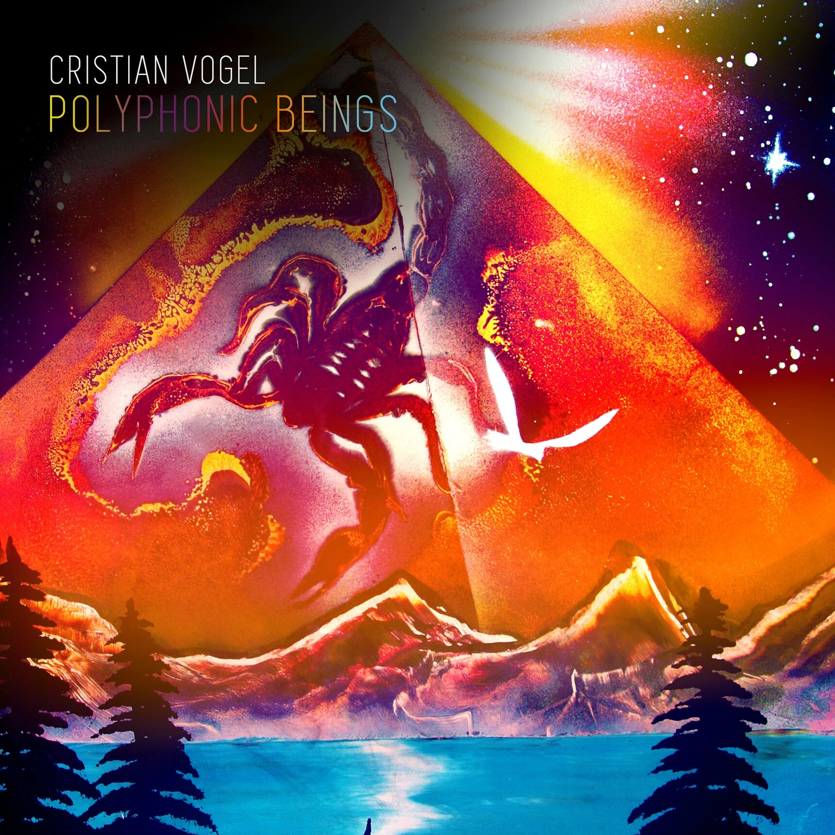Cristian Vogel - Polyphonic Beings