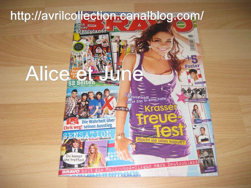 Bravo n° 36 (août 2008)