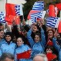Le relais de la flamme olympique se poursuit en Grèce 4