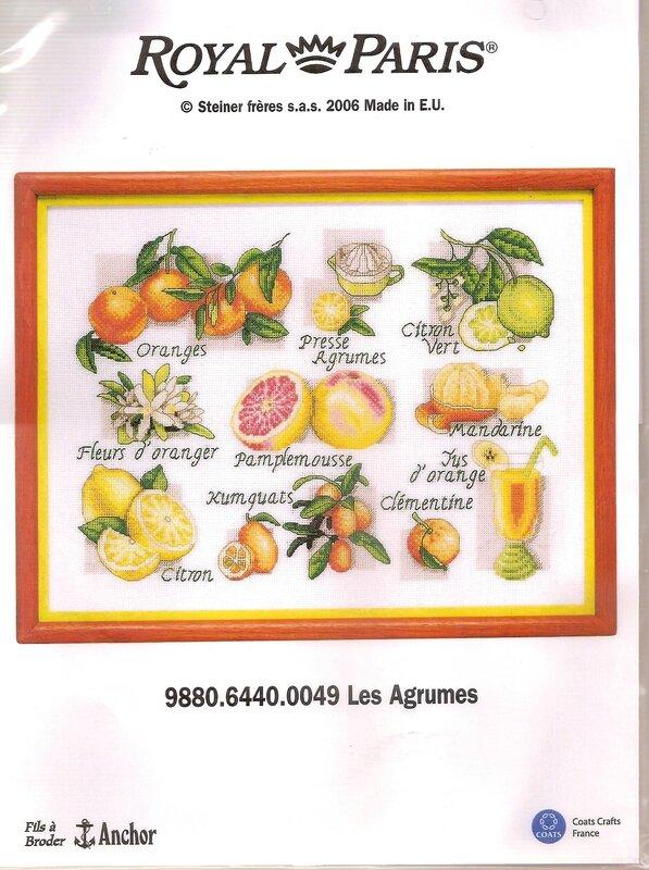 009 kit agrumes
