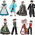 Costumes alsaciens