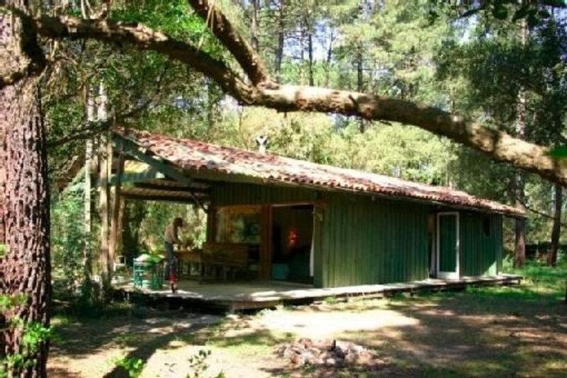 Photo-maison-en-forêt-gîte-lac-Hossegor