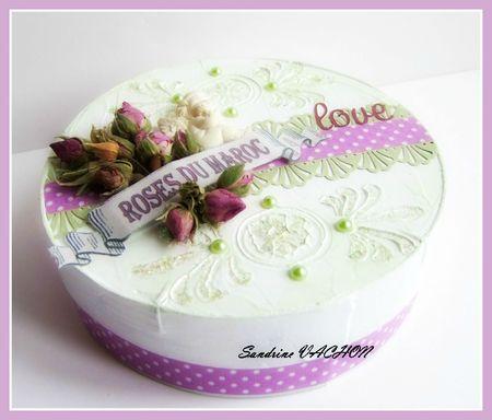 ADC 20 boîte LOVE - ROSES DU MAROC - 16
