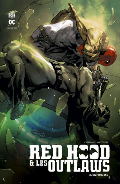 red hood et les outlaws 02 bizarro 2