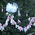 decoration de noel guirlandes de noel recuperation par amd a coudre (1)