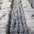 armée enterrée, Xi'an