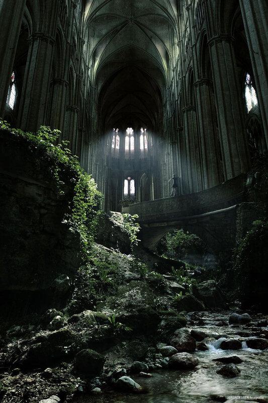 église urbex Jurg Roessen