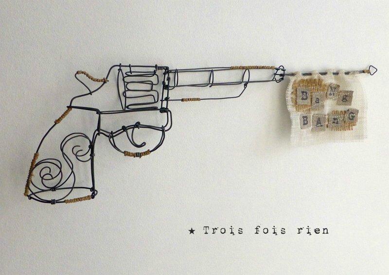 Bang bang, pistolet fil de fdr, wire gun (1)