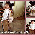 Nouveau sac d'école !
