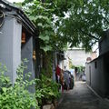 Promenade dans le hutong...